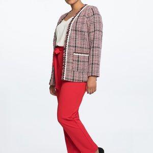 Eloquii | Feinstein's Tweed Jacket